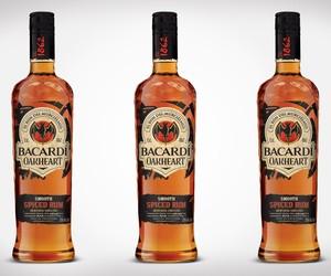 BACARDÍ Oakheart Spiced Rum Wins Best Spiced Rum