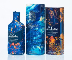 Ballantine's Limited Edition Art Series Gift Packs
