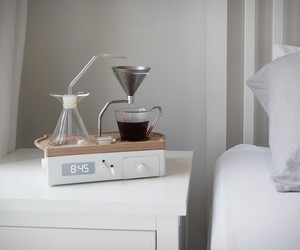 Barisieur Coffee-Making Alarm Clock