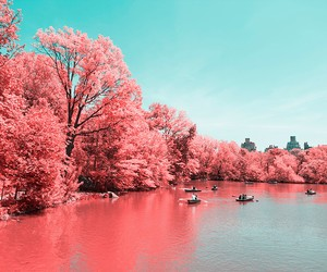 New York in Infra red