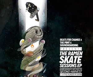 """Beats for Change – """"The Ramen Skate Sessions"""""""