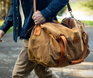 Bexar Goods Land Duffel