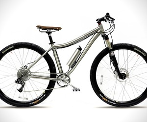 Titanium Electric Bikes