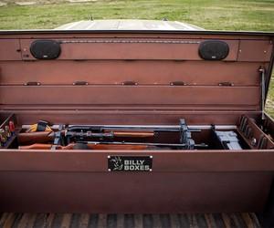 Billy Box Tool Box for Trucks