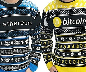 The Bitcoin Christmas Jumper