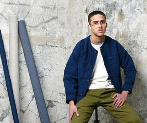 Parisian brand 'Bleu de Paname' presents SS2017