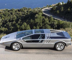 1972 Maserati Boomerang Hits Auction
