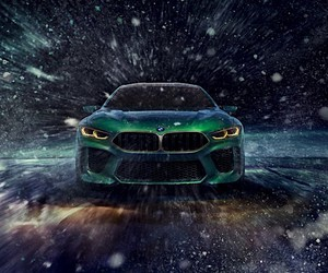 BMW introduces the M8 Gran Coupé in Geneva