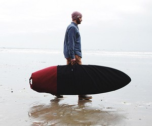 Way Roll Top Surf Board Bag