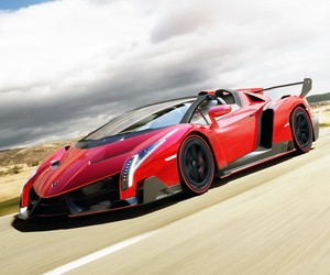 Lamborghini Veneno. The Fighting Bull