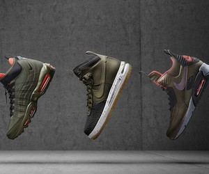 Nike Sneaerboots Holiday 2015 Collection