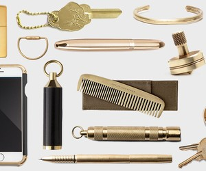 Brass EDC Essentials
