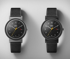 Braun AW 10 Evo Analog Watch