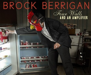 Four Walls and an Amplifier by Brock Berrigan