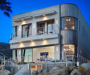 Breaking Bad Star Bryan Cranston's Beach House