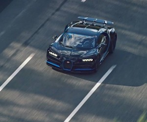 Bugatti sets a new record with a Chiron