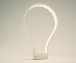 Light Bulb Shaped Fixture