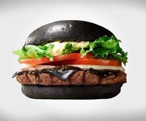Burger King Made a Black Hamburger