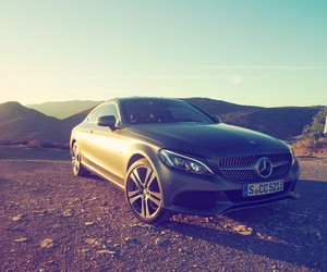 WHUDAT in Málaga: Testdriving the C Class Coupé