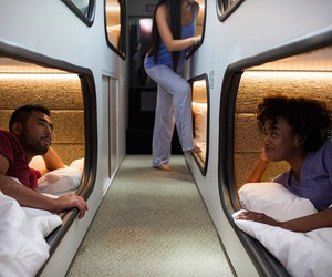 Cabin Moving Hotel