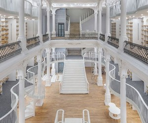 Magical Bookstore With A Sublime Architecture