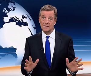 """VIDEO: """"MfG"""" – Claus Kleber rappt sich durch die N"""