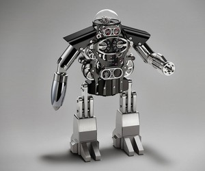 Robot Clock by MB&F