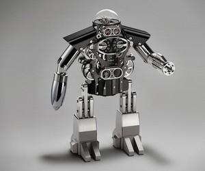 Robot Clock by MB&F