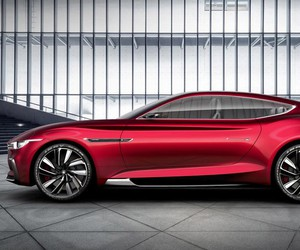 Electronic supercar released by MG Motor