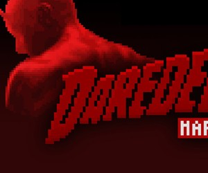 Netflix's Daredevil Intro Gets 8-Bit Edit