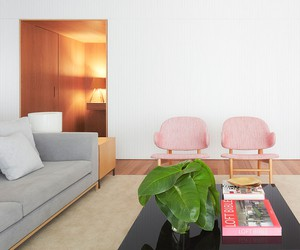 David Ito Renovates Bright Apartment in São Paulo