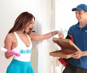 CamSoda sales a vibrator that can order pizza