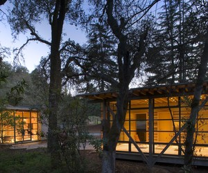 Dry Creek Outbuildings by Bohlin Cywinski Jackson