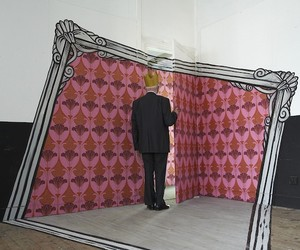 Anamorphic Optical Illusions Murals by Ella + Pitr