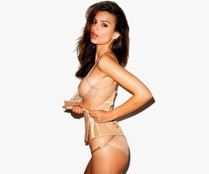 Emily Ratajkowski by Terry Richardson for 'GQ'