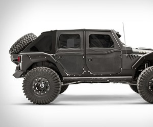 Fab Fours Wrangler Off-Road Kit