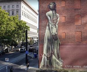 "Streetart: ""Capax Infiniti"" New Mural by Faith47"