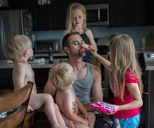 Father's Day - Giedre Gomes photographs cool dads