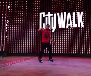 Fik Shun @ World of Dance – Citywalk 2014