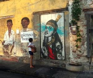 Streetart: Fin DAC New Mural In Cartagena