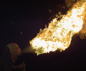Fire Time – A Journey at 2000fps
