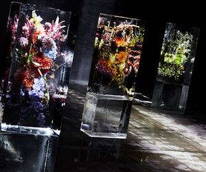 AZUMA MAKOTO x DRIES VAN NOTEN iced flowers