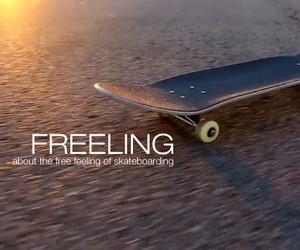 Skateboarding Documentary: Freeling