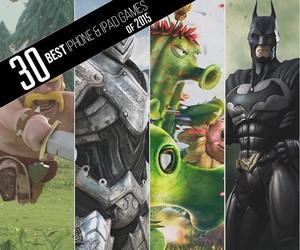 Best iPad & iPhone Mobile Games