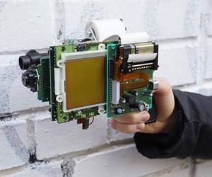 """Gbg-8"": The 8-bit Gun by Dmitry from Game Boy Cam"