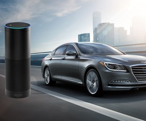 Genesis is First Automaker to Integrate Amazon