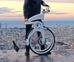 Gi FlyBike, Full Size Foldable Electric Smart Bike