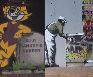 Graffiti Wars - Banksy VS King Robbo - Documentary