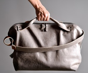Hard Graft Holdall Bag