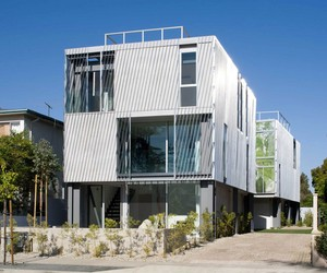 Green Houses by Sander Architects